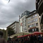 ケルン街歩き  ケルンメッセ最終日