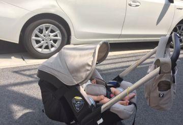 機械式駐車場での赤ちゃん乗せ下ろし どうしていますか?