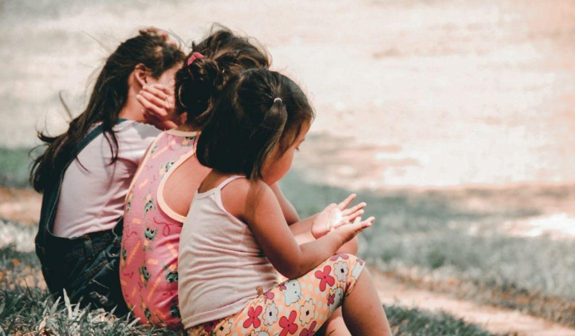 外出自粛中で姉妹の絆が強くなる?